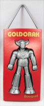 "Grendizer - Goldrake Air Freshener - Red ""Bouquet\"" - Toei Dynamic Pictural Antenne 2 1978"