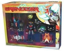 Grendizer - High Dream - Die-cast Spazers set