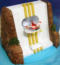 Grendizer - High Dream - Waterfall Dam Base