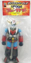 "Grendizer - Medicom - Sofubi 11"" Soft vinyl figure \""retro-color\"" Goldrake"