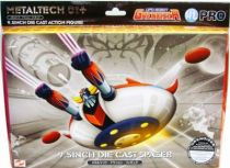 Grendizer - Metaltech 01+ - Diecast figure - High Dream