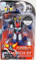 Grendizer - Metaltech 01\' - Diecast figure (repaint) - High Dream