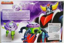 Grendizer - Metaltech 02 - Giru Giru Diecast figure - High Dream