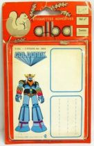 Grendizer - School book sticker pack - Alba
