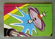 Grendizer - Small vintage cardboard (model A)