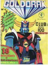 Grendizer - Tele-Guide Editions - Grendizer #14