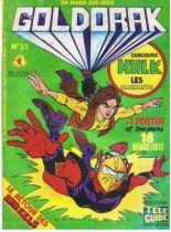 Grendizer - Tele-Guide Editions - Grendizer #21