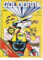Grendizer - Tele-Guide Editions - Grendizer #22