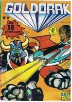 Grendizer - Tele-Guide Editions - Grendizer #9