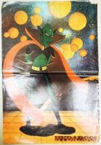 Grendizer - Tele-Guide Editions - Poster Blacki