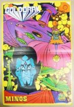 Grendizer - Tele-Guide Editions - Poster Gandal