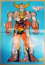 Grendizer - Tele-Guide Editions - Poster Grendizer & Duke Fleed