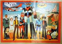 Grendizer - Tele-Guide Editions - Poster Grendizer and friends