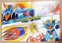 Grendizer - Tele-Guide Editions - Poster Grendizer Atomic Missiles and Meteor Fist