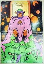 Grendizer - Tele-Guide Editions - Poster Vega Kyosei Daiou