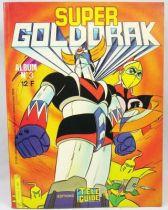 Grendizer - Tele-Guide Editions - Super Goldorak Album #3