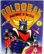 Grendizer - Tele-Guide JCE - Grendizer Roots of Steel