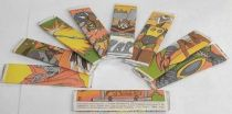Grendizer - Vintage packet of chewing gum - Americana France 1978