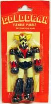 Grendizer 5\'\' bendable figure (mint on card)