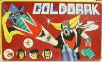Grendizer Board Game - Orli Jouet