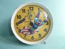 Grendizer Tin Alarm clock - Bayard 1978 Toei Dynamic production