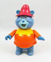 Gummi Bears - Fisher-Price Figure - Tummi Gummi (loose)