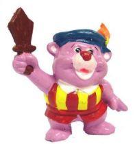 Gummi Bears - PVC figure Schleich - Cubbi with Sword