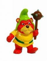 Gummi Bears - PVC figure Schleich - Gruffi with Bludgeon