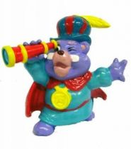 Gummi Bears - PVC figure Schleich - Zummi with Telescope