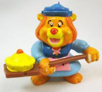 Gummi Bears - PVC figure Schleich Applause - Grammi with tart shovel