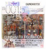 Gundam FIX Figuration #0015 - FA-78-2 Heavy Gundam [RX-78-1 Prototype Gundam] - Bandai