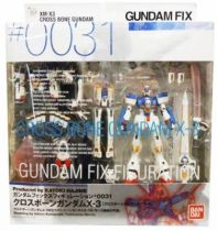 Gundam FIX Figuration #0031 - XM-X3 Cross Bone Gundam [X-3] [XM-X1 Full Cloth (F97)] - Bandai