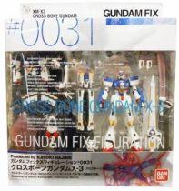 Gundam FIX Figuration #0031 - XM-X3 Cross Bone Gundam [X-3] [XM-X1 Full Cloth (F97)] - Bandai