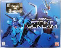 Gundam Seed - Bandai - Chogokin Metal Material Model - Strike Gundam