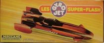 Gyro Jets Super-Flash - Meccano - Metallic red Laker Special