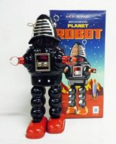 Ha Ha Toy Forbidden Planet Robby Tin wind-up