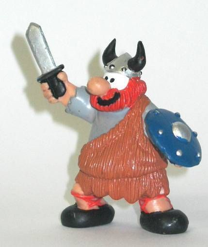 Hagar the Terrible - Comics Spain pvc figure - Hagar