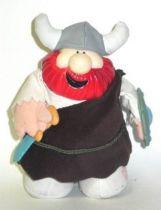 Hagar the Terrible - Hagar - plastic and fabrics figure