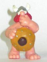 Hagar the Terrible - Schleich pvc figure - Hagar naked