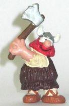Hagar the Terrible - Schleich pvc figure - Hagar with axe