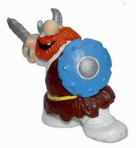 Hagar the Terrible - Schleich pvc figure - Hagar with axe