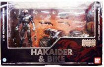 Hakaider - Bandai Super Imaginative Chogokin Vol.12 - Hakaider & Bike