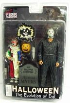 Halloween (The Evolution of Evil) - Michael Myers - Neca Cult Classics