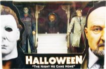 Halloween (The Night He Came Home) - Michael Myers & Dr. Loomis - Neca Cult Classics