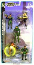 Halo (Mini Series 1) - Campaign Battle Pack (5-pack figures)