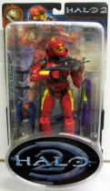 Halo 2 (Limited Edition) - Red Spartan (yellow strip)
