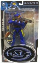 Halo 2 (Serie 3)  - Blue Spartan (yellow strip)