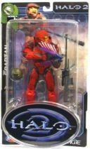 Halo 2 (Serie 4) - Red Spartan (grey strip)
