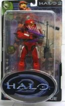 Halo 2 (Serie 4) - Red Spartan (white strip)