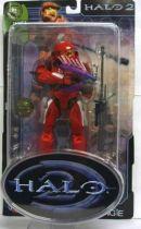 Halo 2 (Serie 4) - Red Spartan (white strip)